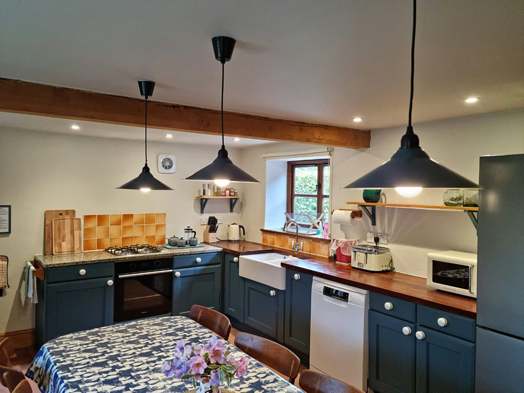 hand painted kitchens somerset 1